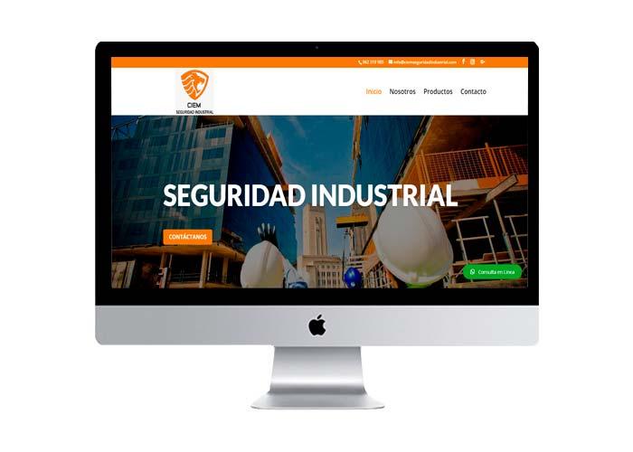 ciem seguridad industrial