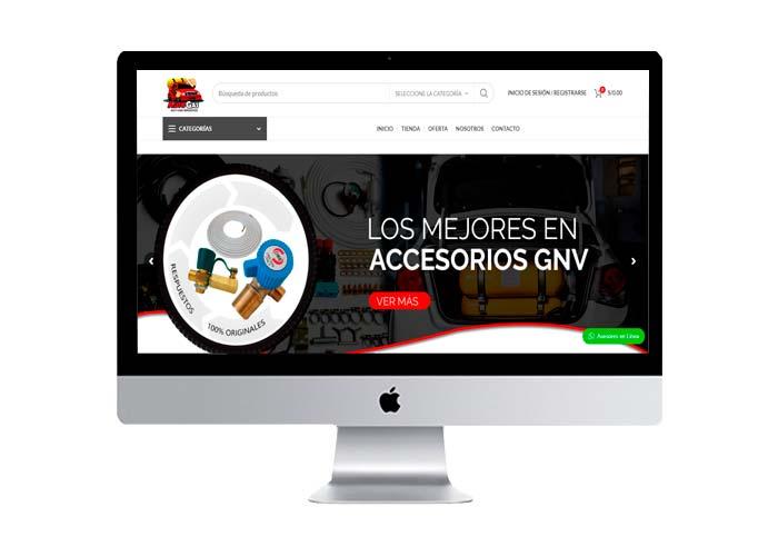 GNV Y GLP REPUESTOS